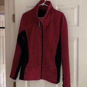 Lululemon Size 10 full zip sweatshirt